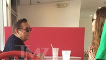 Donald Sterling -- FLOSSIN' WITH ASIAN CHICK ... At In-N-Out Burger