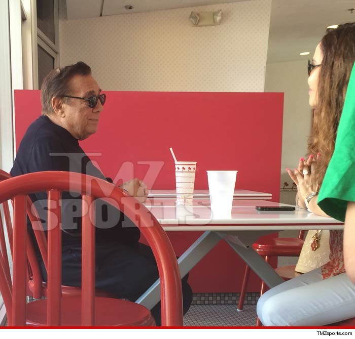 Donald Sterling In N Out