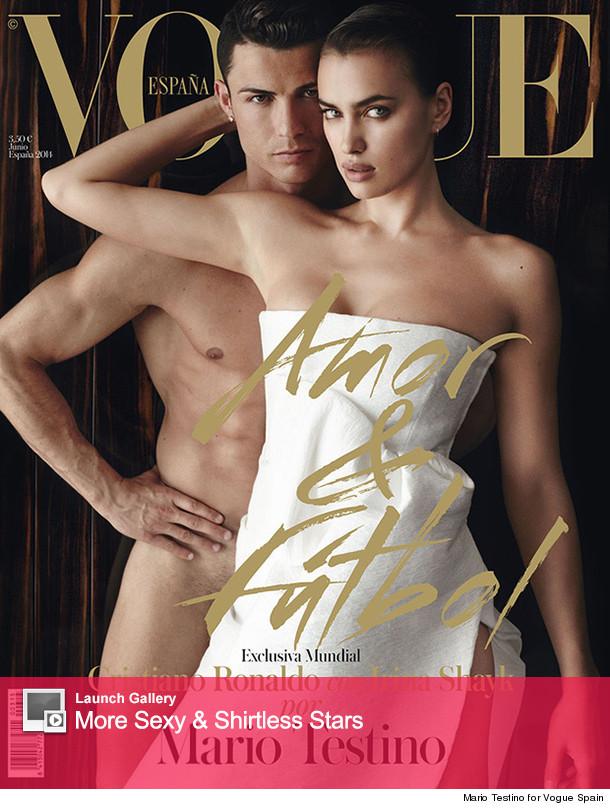 Cristiano Ronaldo Naked Vogue