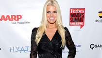 "Jessica Simpson Talks Fluctuating Weight & ""Extravagant"" Wedding"