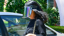 V. Stiviano Attacked In New York ... Lawyer Claims
