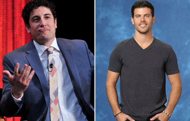 "Jason Biggs Jokes About Dead ""Bachelorette"" Contestant Eric Hill"