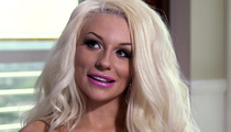 Courtney Stodden Talks About Her Marriage With Doug Hutchison