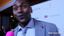 Metta World Peace -- Michael Jordan's Like Jesus Christ