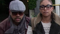 Columbus Short's Wife -- He's Violated Restraining Order 6 Times!