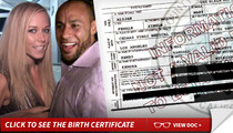 Kendra Wilkinson -- We Named Our Daughter -- And She's A Goddess