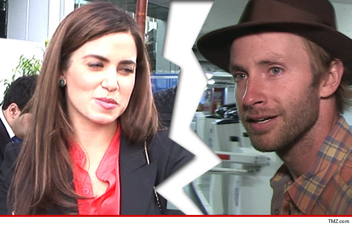 Nikki Reed Divorce Paul McDonald