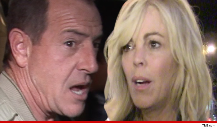 Dina Michael Lohan Custody Battle