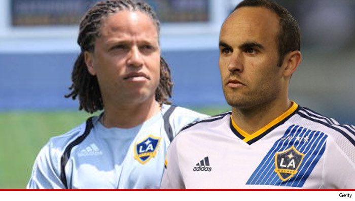 Landon Donovan CUT From Team USA Soccer