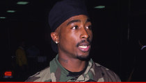 Tupac's Last Words Were 'F*** You' ... Says Cop