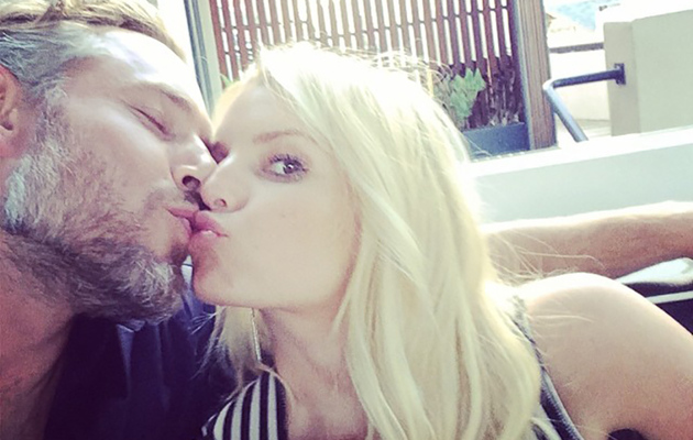 Jessica Simpson Celebrates Fourth Anniversary with Eric Johnson -- See the Sweet Pics!
