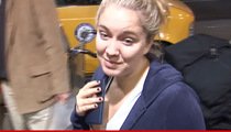 Disney Star Tiffany Thornton -- My Hubby's a Drunk ... Just Ask His Mom
