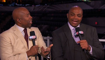 Charles Barkley Rips San Antonio AGAIN -- You People Suck!!!