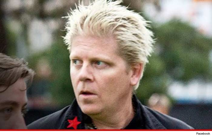 Dexter Holland is the lead singer of the punk band The Offspring ...