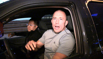 George St-Pierre -- I Was a Bouncer In a Hip-Hop Club ... AND I HATED IT!!!!