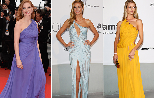 Heidi, Rosie & More -- See This Week's Best Dressed Stars!