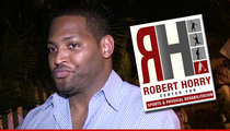 Robert Horry Sued By Physical Therapist ... You Rubbed Me the Wrong Way!