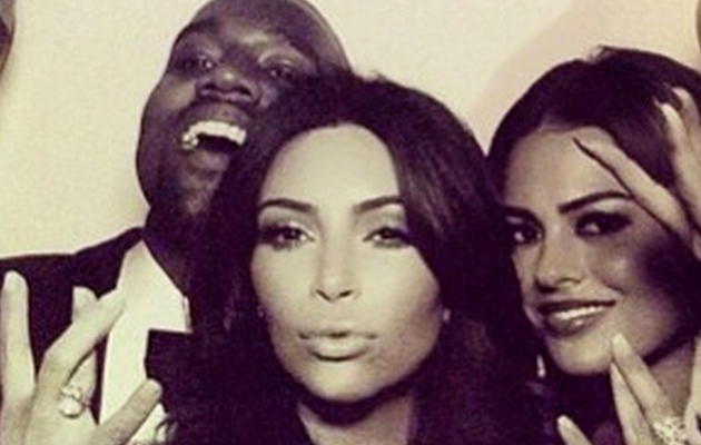 All the Details From Inside Kim Kardashian's Wedding Party!