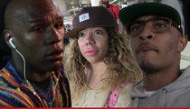 Floyd Mayweather -- I'm Not Looking to Bang T.I.'s Wife