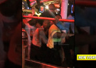 T.I. vs. Floyd Mayweather Jr. -- Brawl Erupts on Vegas Strip [VIDEO]