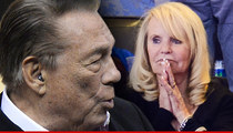 Donald Sterling -- I Signed Away the Clippers in a Letter