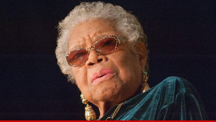 Maya Angelou Dead