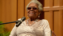 Maya Angelou Dead at 86 -- Stars React To Her Death