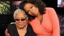 Maya Angelou's Death -- Oprah Winfrey: 'I Will Profoundly Miss Her'