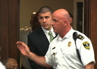 Aaron Hernandez Killed Two People Over SPILLED DRINK ... Pro