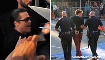 Brad Pitt Attacker DESTROYED Pitt's Sunglasses ... Hit With Restraining Order