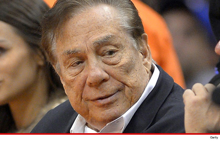 Donald Sterling Sues NBA