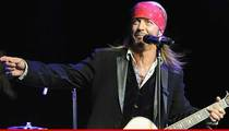Bret Michaels Suffers On-Stage Medical Emergency