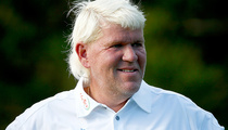 John Daly -- I Actually Lost $90 MILLION Gambling ... But I Won Some Back