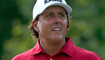 Phil Mickelson -- I'm NOT Being Targeted By FBI ... In Alleged Insider Trading Investigation