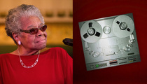 Maya Angelou -- Dispatcher Suspended Over Oprah Trash Talk During 911 Call