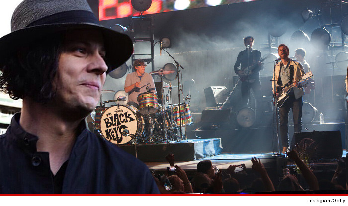 Jack White Apologizes Black Keys