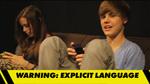 15-Year-Old Justin Bieber Tells Racist Joke