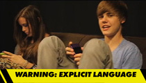 15-Year-Old Justin Bieber Tells Racist Joke [VIDEO]