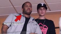 Justin Bieber's Black Ex-Bodyguard:  He's Not a Racist