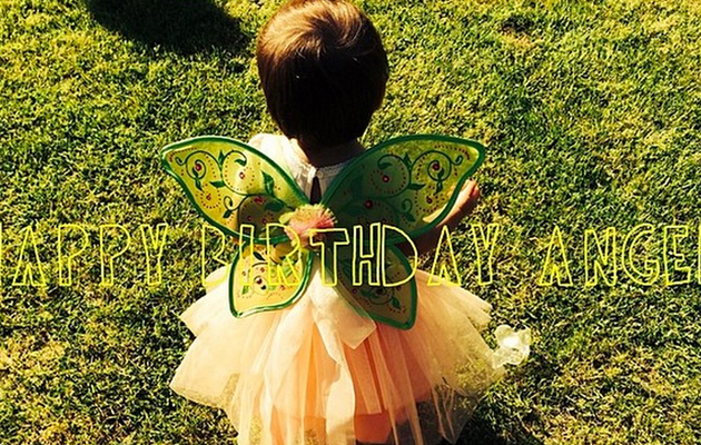 Channing Tatum Wishes Daughter Happy Birthday with Cute TwitPic
