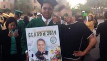 Notorious B.I.G.'s Son -- I'm a High School Graduate!