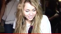 Miley Cyrus -- Cops Find Her Stolen Maserati