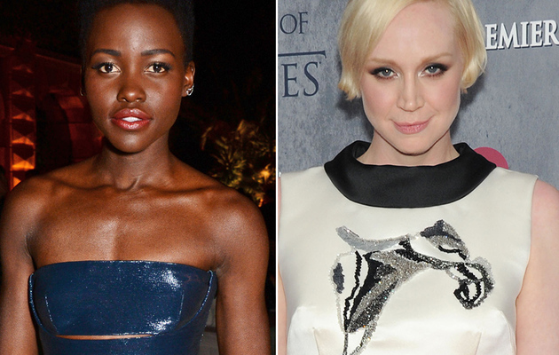 """Lupita Nyong'o & """"Game of Thrones"""" Star Join """"Star Wars: Episode VII"""" Cast"""