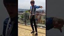 Michael Jackson's Teenage Impersonator Busts Out New Video