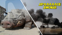 Star Wars Episode VII -- New Creature Revealed in Photos ... It's HUGE!!