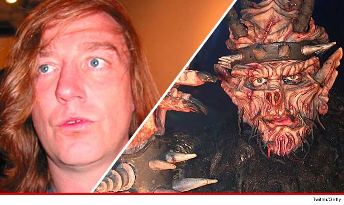 Dave Brockie Cause Of Death