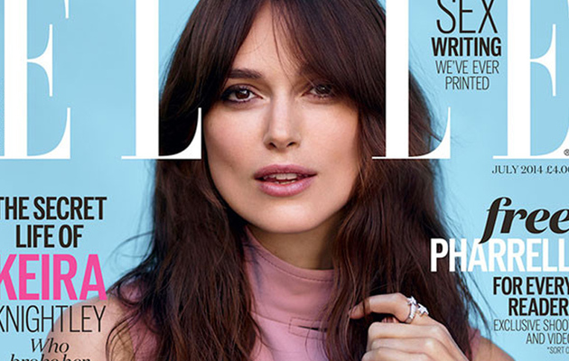 "Keira Knightley Was Told She Was ""Anorexic"" and a ""S--t Actress"""