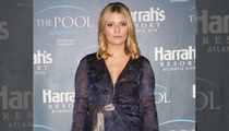 Mischa Barton Hosts Event ... BY HERSELF -- Casino Entourage: Thin to Win