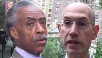 Rev. Al Sharpton -- I'm Meeting with NBA Commish ... To Prevent Another Sterling Debacle