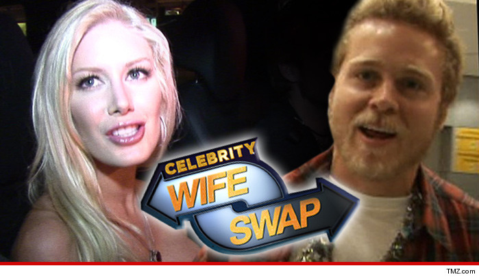 Spencer Pratt Heidi Montag Celebrity Wife Swap